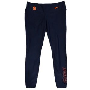 Nike Mid-Rise Leggings- Syracuse